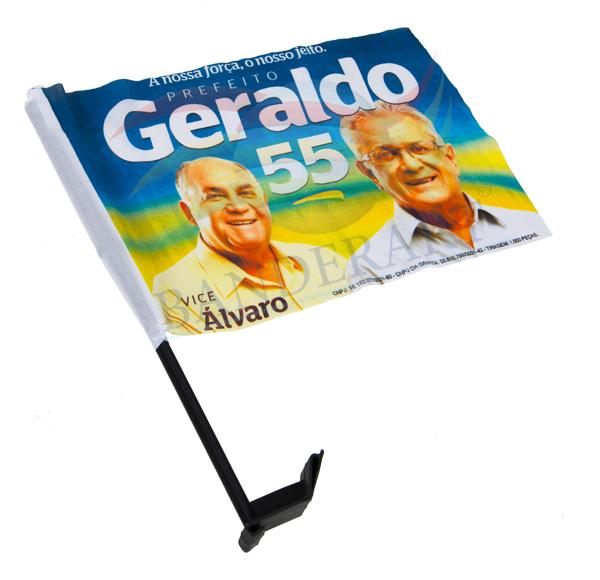 BANDEIRA DE CARRO GERALDO 55