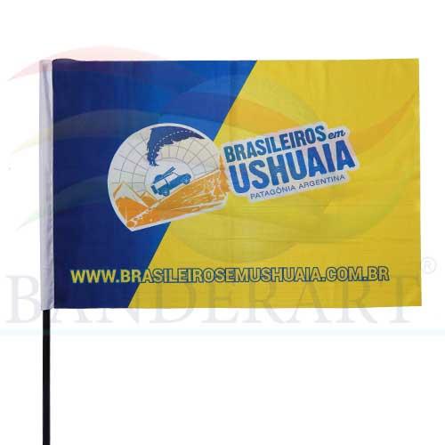 BRASILEIROS EM  USHUAIA (1)