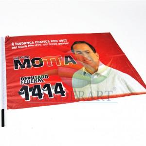 Bandeira Luiz Carlos Motta