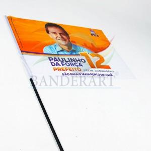 Bandeira Paulinho da força