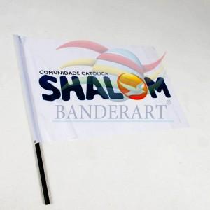 Bandeira Shalom