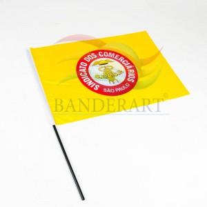 Bandeira Sindicato Comerciarios