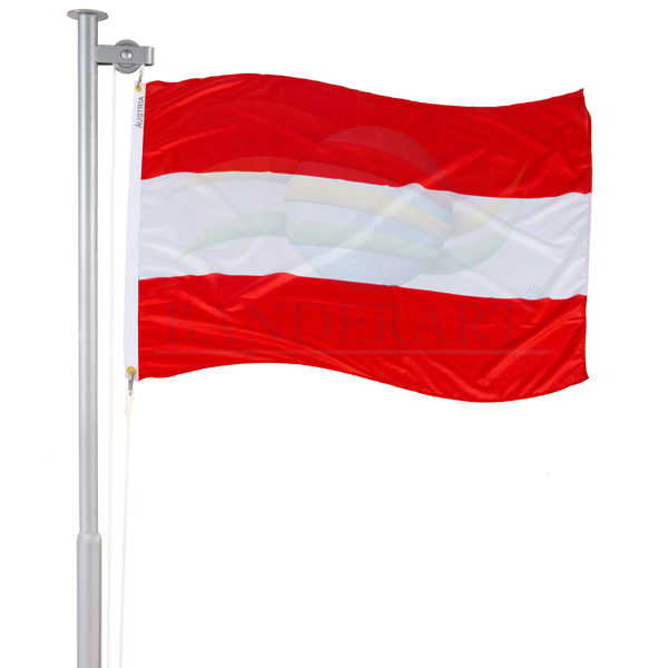 Bandeira Áustria