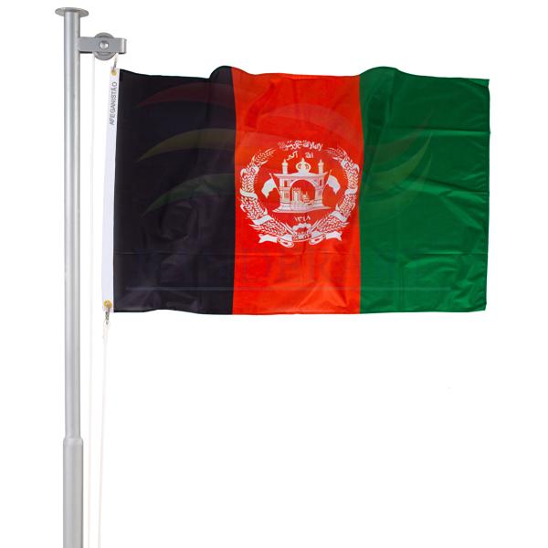 Bandeira Afeganistão