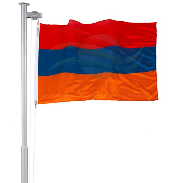 Bandeira Armênia