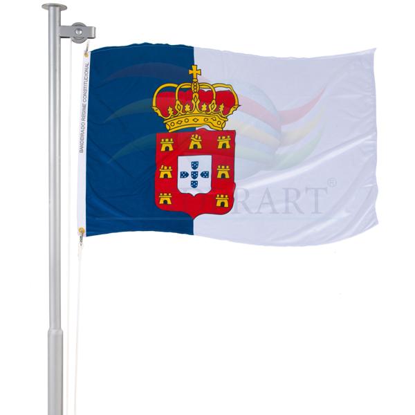 BANDEIRA DO REGIME CONSTITUCIONAL ( 1821 a 1822 )