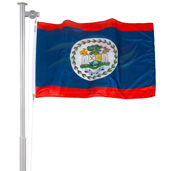 Bandeira Belize