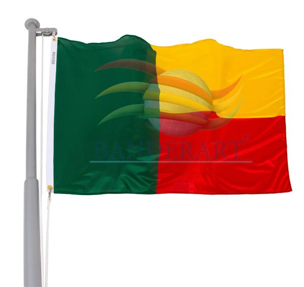 Bandeira Benim