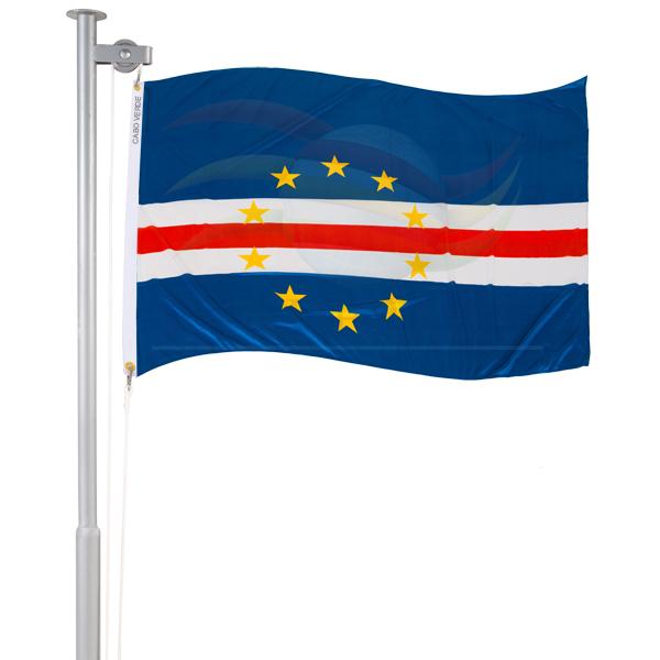 Bandeira Cabo Verde