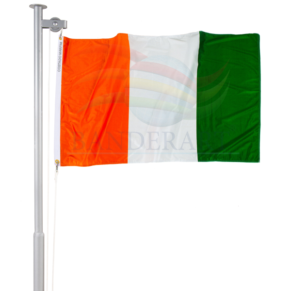Bandeira Costa do Marfim