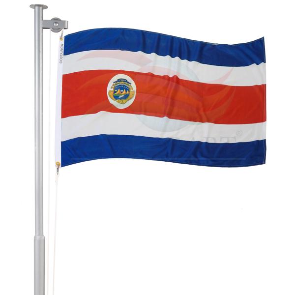 Bandeira Costa Rica