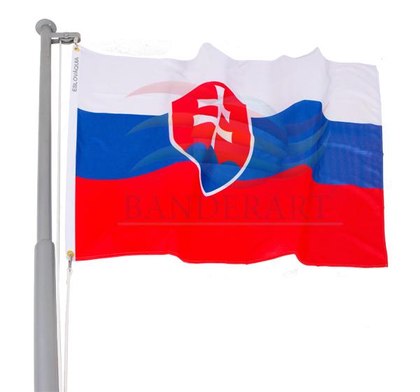 Bandeira Eslováquia
