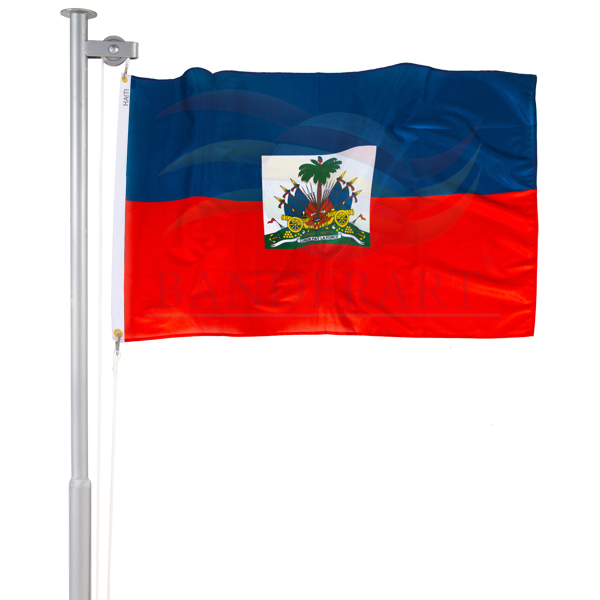 Bandeira Haiti
