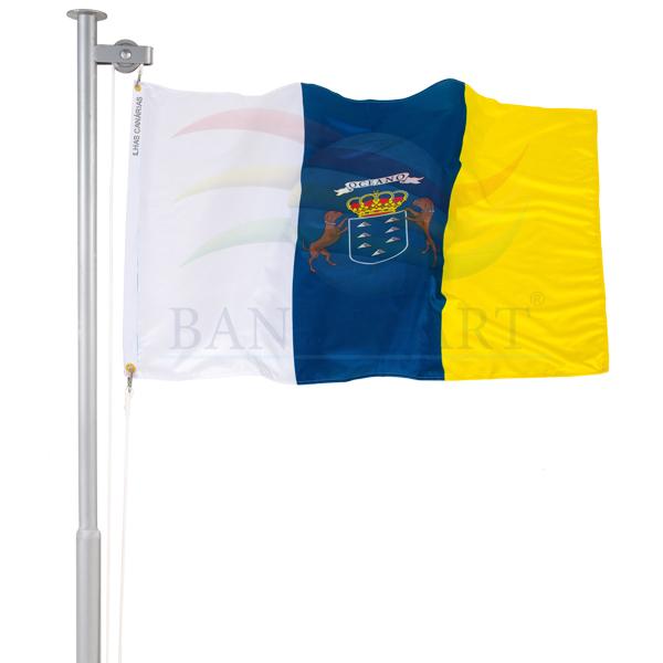 Bandeira Ilhas Canarias