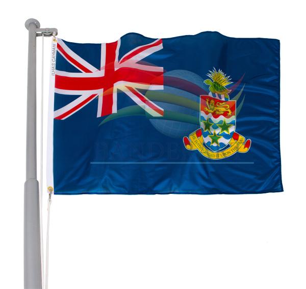 Bandeira Ilhas Cayman