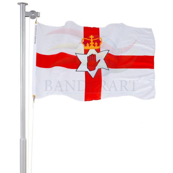 Bandeira Irlanda do Norte