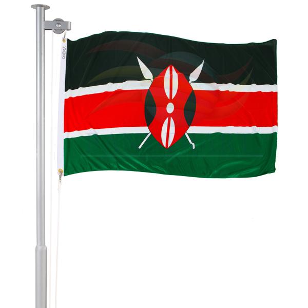 Bandeira do Quênia