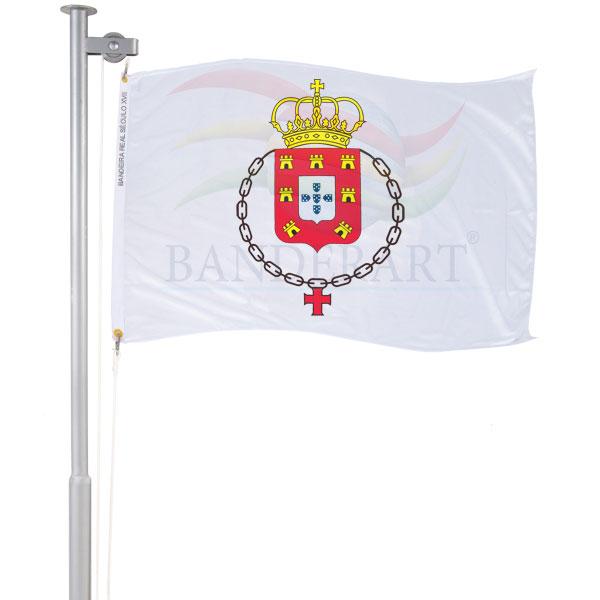 Bandeira Real Século XVII (1600 a 1700)