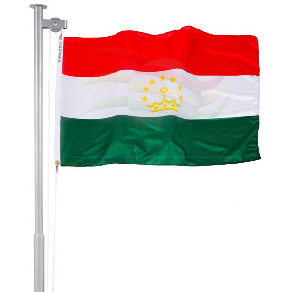 Bandeira do Tajiquistão