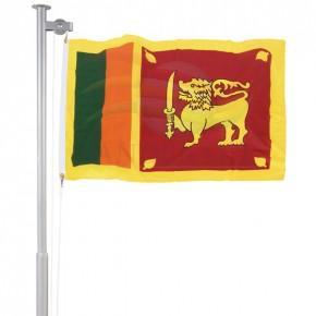 Bandeiras do Sri Lanka