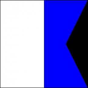 bandeira alfa