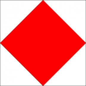 bandeira foxtrot