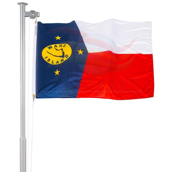 Bandeira da Ilha Wake