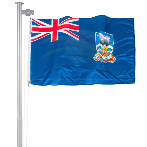 Bandeira das Ilhas Malvinas
