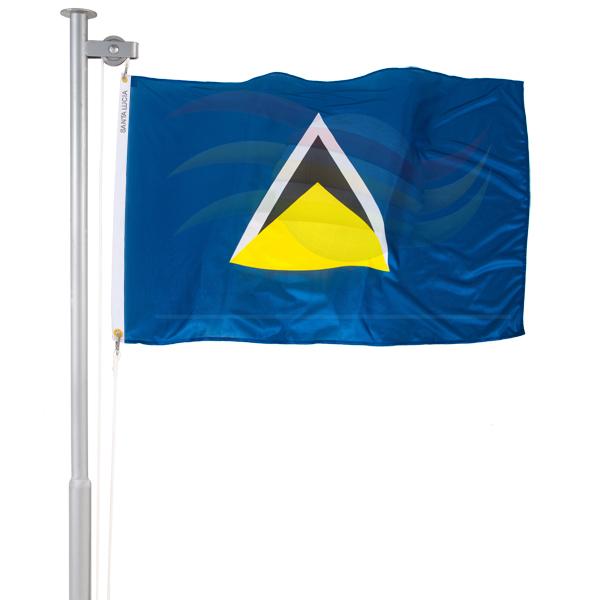 Bandeira de Santa Lucia